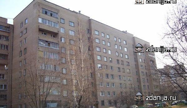 Москва, Лебедянская улица, дом 15, корпус 1 (ЮАО, район Бирюлево Восточное)