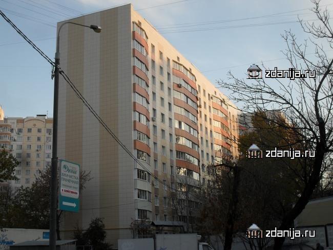 Москва, Малая Калитниковская улица, дом 2, корпус 2, Серия II-57-А/12 (ЦАО, район Таганский)