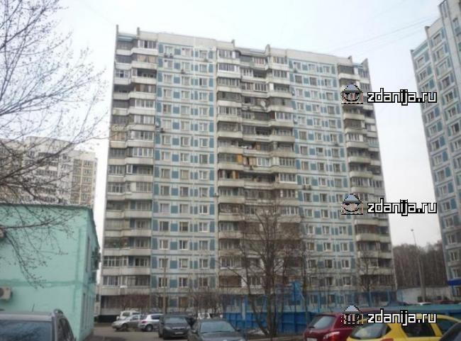 Москва, Ярославское шоссе, дом 120, корпус 3, Серия П-44 (СВАО, район Ярославский)