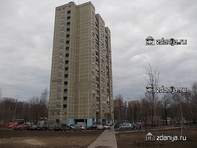 Москва, Ярославское шоссе, дом 34 (СВАО, район Ярославский)
