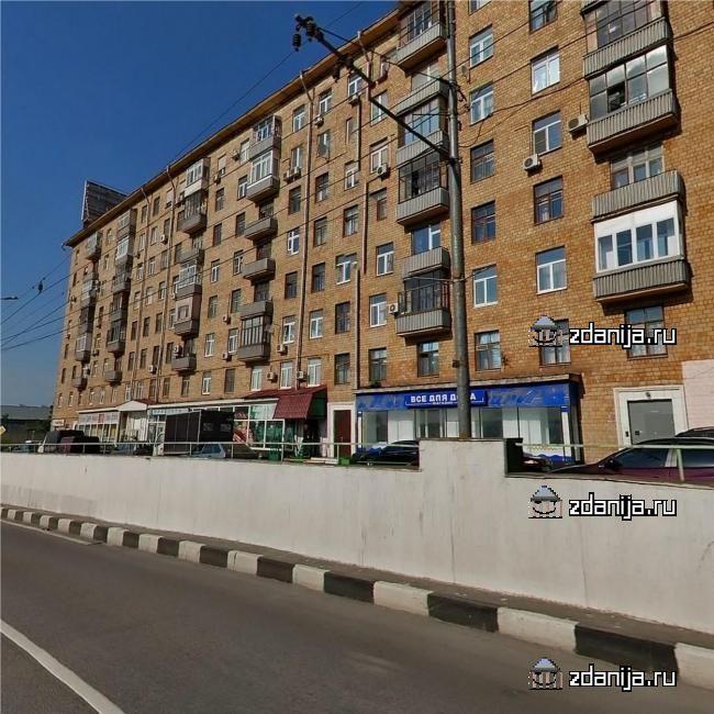 Москва, Каширское шоссе, дом 5, корпус 1 (ЮАО, район Нагатино-Садовники)