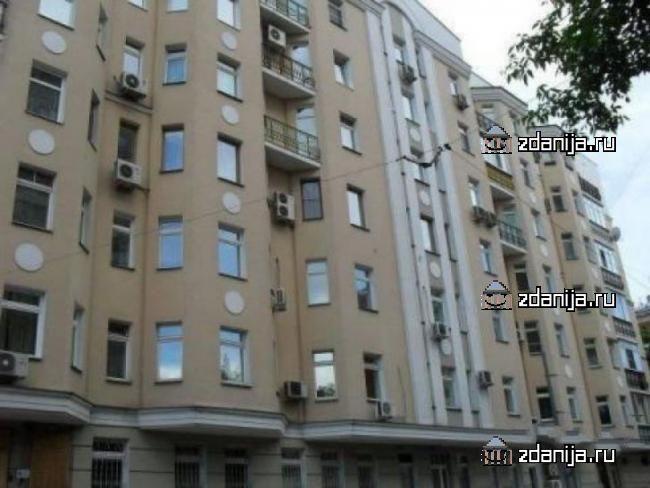 Москва, улица Гиляровского, дом 62 (ЦАО, район Мещанский)