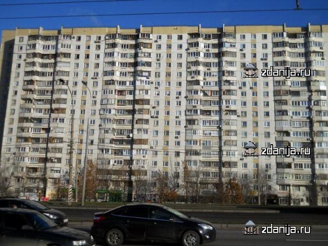 Москва, Каширское шоссе, дом 55, корпус 1, Серия П-44 (ЮАО, район Москворечье-Сабурово)