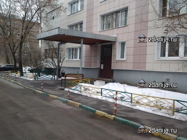 Москва, 4-я улица Марьиной Рощи, дом 17 (СВАО, район Марьина Роща)