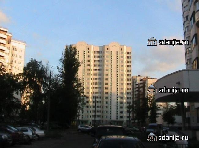 Москва, улица Юных Ленинцев, дом 57, корпус 2, Серия ИП-46С (ЮВАО, район Кузьминки)
