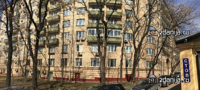Москва, Большая Грузинская улица, дом 12 (ЦАО, район Пресненский)