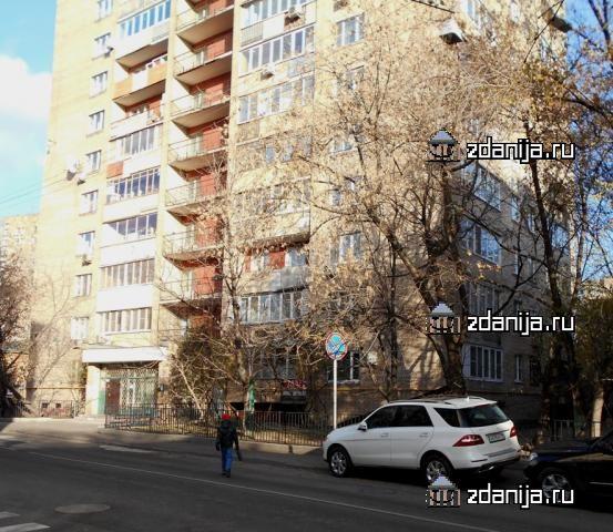 Москва, Гагаринский переулок, дом 31, Серия: Башня Вулыха (ЦАО, район Хамовники)