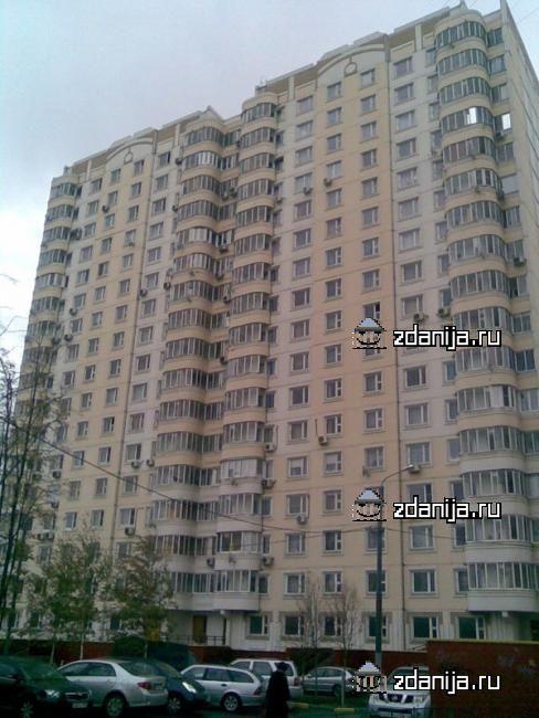 Москва, Большая Тульская улица, дом 56 (ЮАО, район Донской)