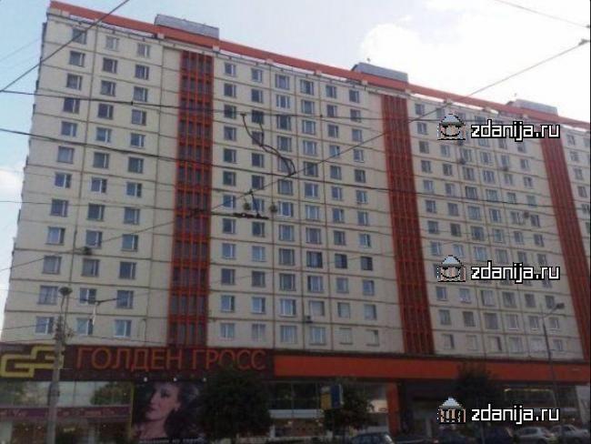 Москва, Верхняя Сыромятническая улица, дом 2 (ЦАО, район Таганский)
