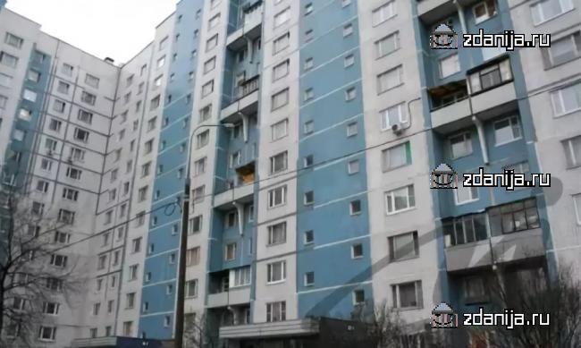 Москва, Норильская улица, дом 6, Серия П-46 (СВАО, район Лосиноостровский)