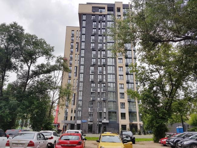 Москва, 4-я улица Марьиной Рощи, д.3 (СВАО, район Марьина Роща)