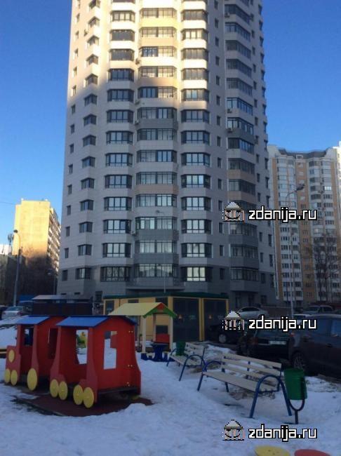 Москва, Беломорская улица, дом 18А, корпус 1(САО, район Левобережный)