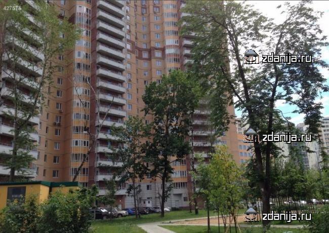 Москва, Смольная улица, дом 57, корпус 1 (САО, район Левобережный)