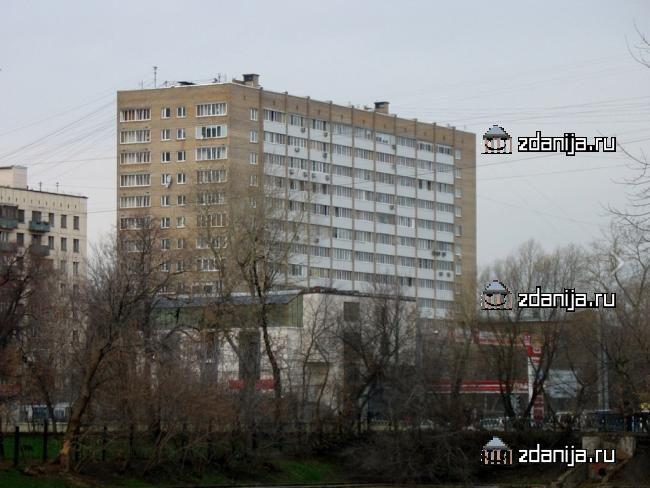 Москва, Красногвардейский бульвар, дом 1 (ЦАО, район Пресненский)
