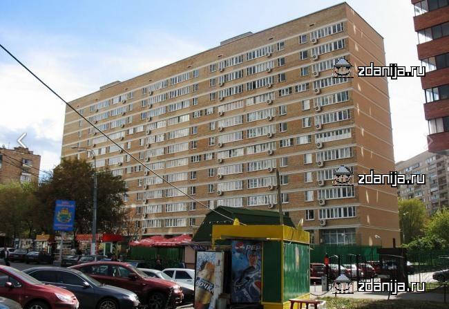 Москва, улица Крутицкий Вал, дом 3, корпус 2 (ЮВАО, район Южнопортовый)