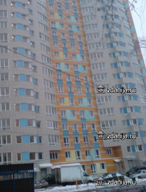 Москва, проспект Вернадского, дом 61, корпус 1 (ЗАО, район Проспект Вернадского)