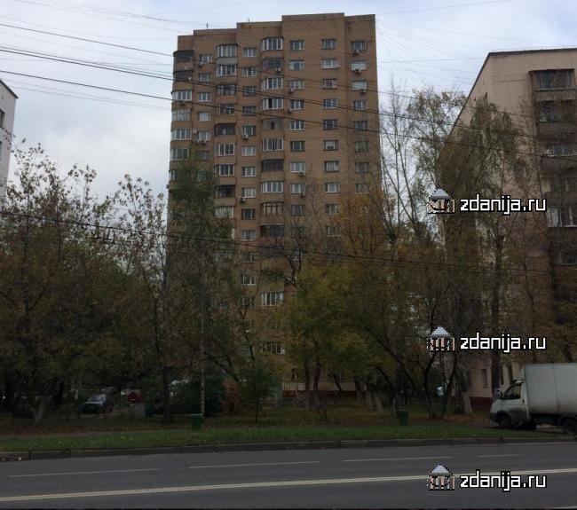 Москва, улица Юных Ленинцев, дом 47, корпус 2 (ЮВАО, район Кузьминки)