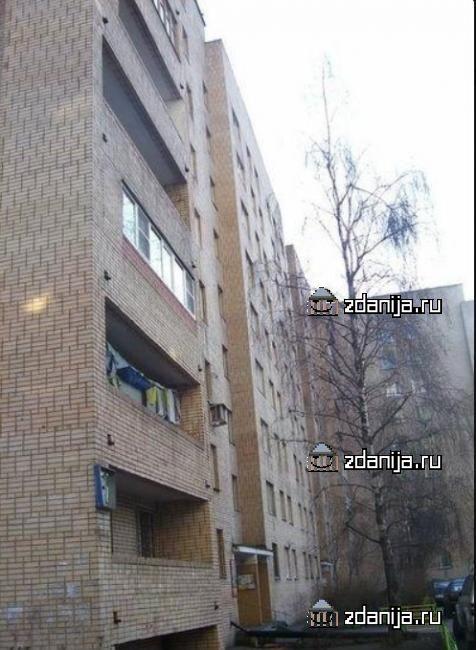 Москва, Лебедянская улица, дом 15, корпус 2 (ЮАО, район Бирюлево Восточное)