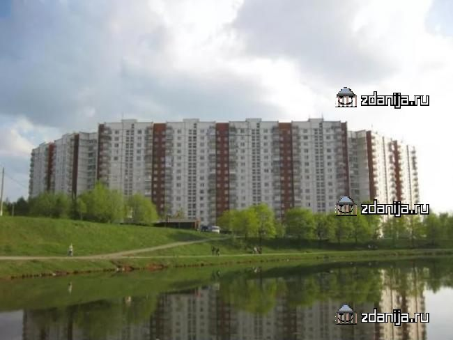 Москва, Голубинская улица, дом 24, корпус 1, Серия - П-3 (ЮЗАО, район Ясенево)