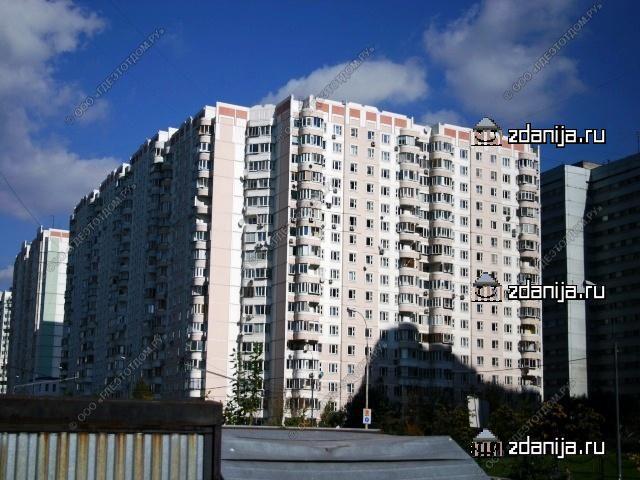 Москва, улица Академика Анохина, дом 13, Серия п3м (ЗАО, район Тропарево-Никулино)