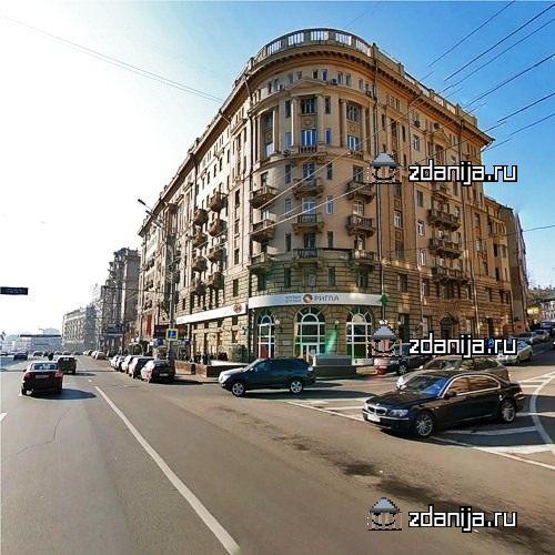 Москва, улица Земляной Вал, дом 42/20 (ЦАО, район Таганский)