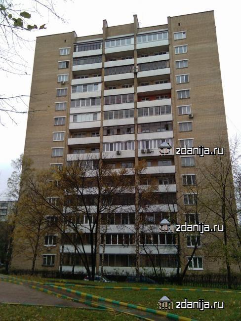 Москва, Башиловская улица, дом 1, корпус 2 (САО, район Савеловский)
