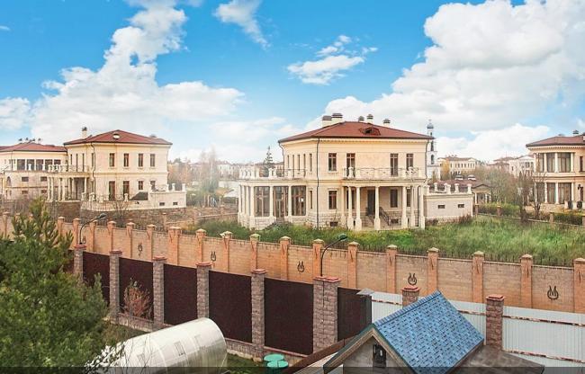 Коттеджный поселок «Озёрный» (Калужское шоссе, 20 км)