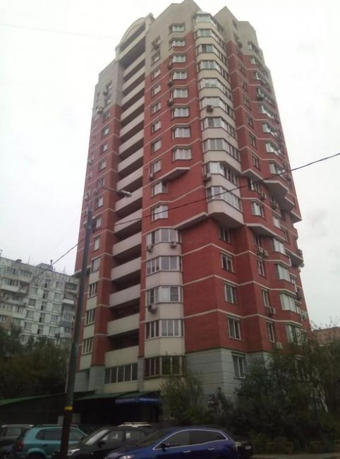Москва, Федеративный проспект, дом 24, корпус 1 (ВАО, район Новогиреево)