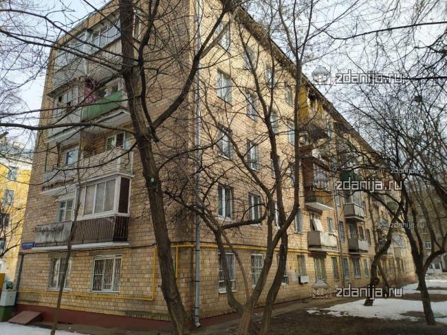 Москва ул. Петра Романова дом 10