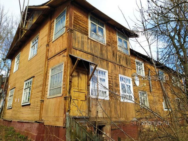 г. Звенигород, улица Почтовая дом 2