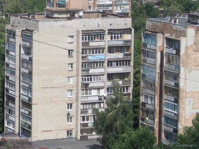 Дома серии 1-447С-42 - планировки квартир