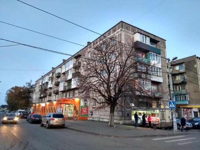 Серия дома 1-439А-42, Калининград