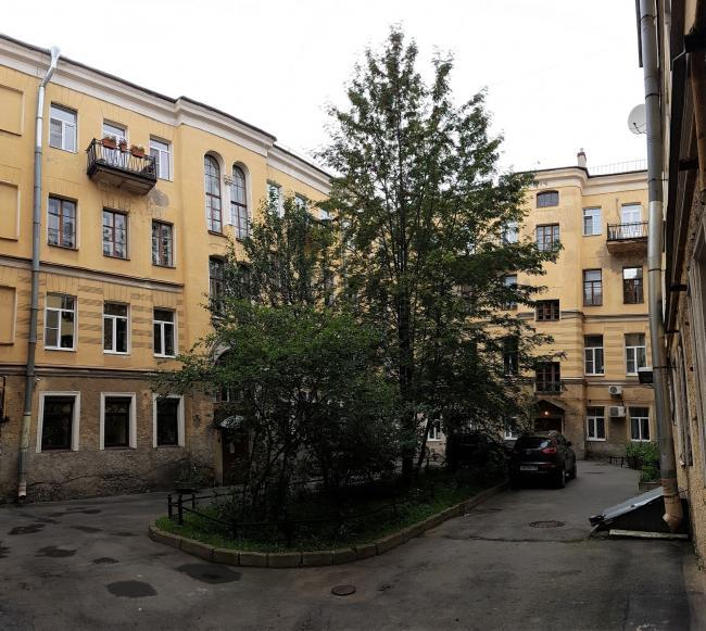 г Санкт-Петербург, 5-я В.О. линия, дом 34 - серия, планировки квартир