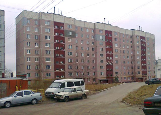 Серия домов 111-84 с планировками квартир (панельные дома, спаренные лоджии 5 и 9 этажей)