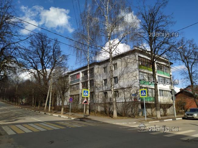 г. Звенигород, улица Почтовая дом 29