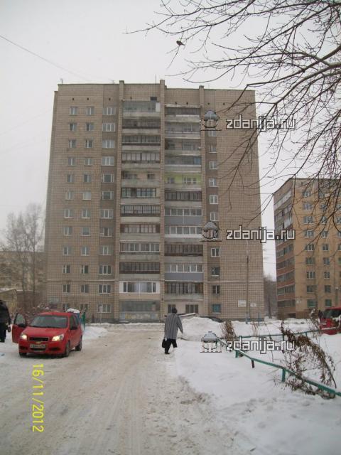 Дом серии Э-93 (отр.адм) Определите серию домов