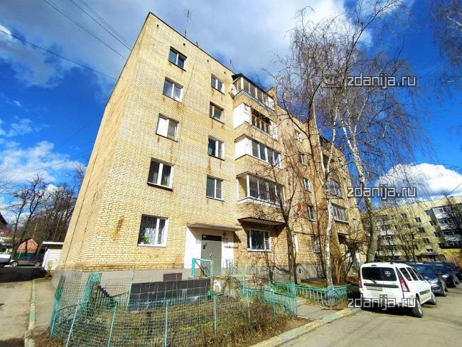 г. Звенигород, улица Почтовая дом 12