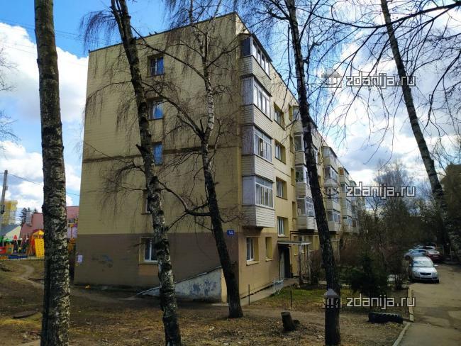 г. Звенигород, улица Почтовая дом 14