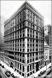 здание страховой компании, Чикаго, США
