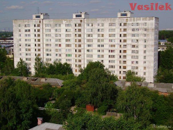 Дома серии II-68-03, планировки квартир