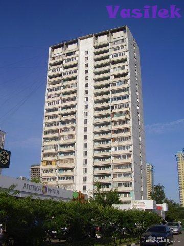 Дома серии II-68-01/22 (планировки, внешний вид, конструктив)