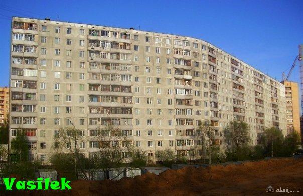 Дом серии 1605-ам/12 - форум здания.ру - планировки квартир,.
