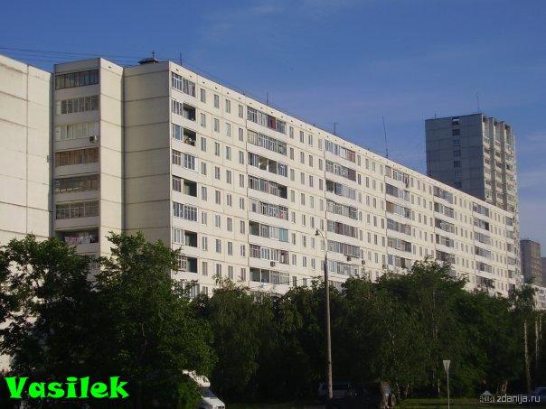 Дома серии 1605-АМ/12 с планировками квартир