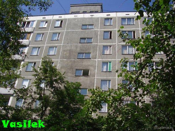 Дома серии 1605-АМ/9, планировки квартир