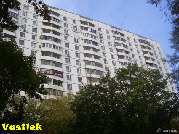 Дома серии II-57/17, планировки квартир