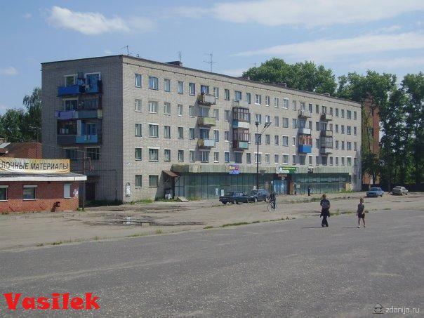 дома серии 1-447, планировка квартир