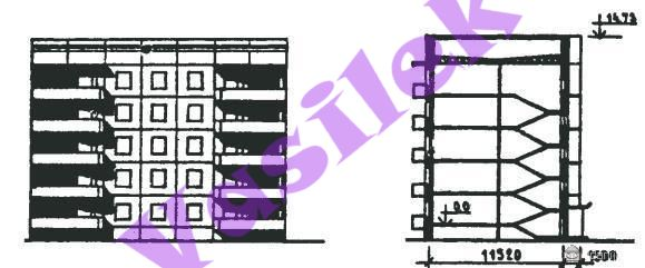 дом серии 121 (т.п. 014, 016, 017)