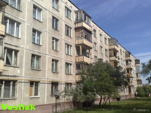 Серия II-32 жилые дома, планировочное решение