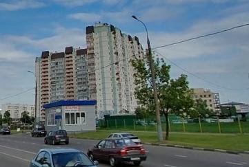 панельные дома на ул. Хачитуряна