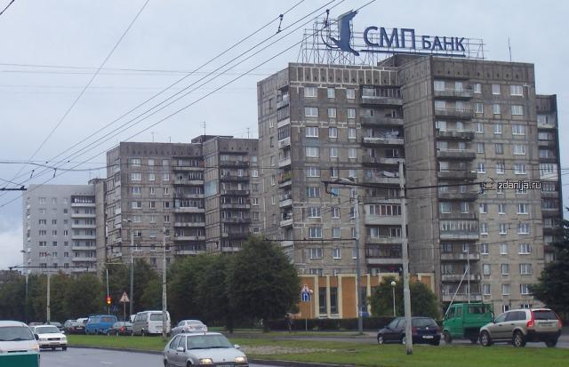 блочные дома 81 серии Калининград ( проект 113-81-11/1.2 )